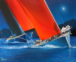 the-red-sail