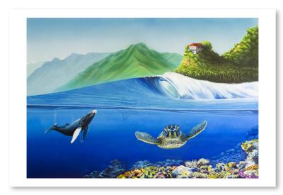 Tirage Fine Art - Nautilus